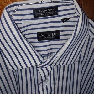 Christian Dior Monsieur premium shirt 16.5 x 32-33